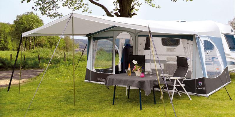 Walker Campingstyle De Nederlandse luifel en voortenten
