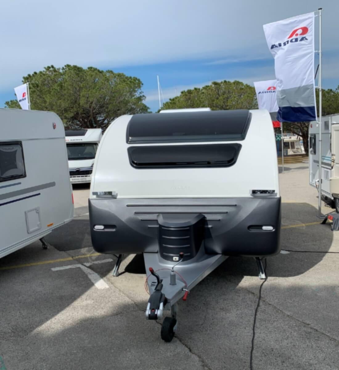 Adria Action - Boer Caravans Wezep